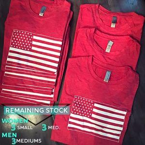 Shirts - 🇺🇸American Flag T-Shirt - Med. Men *NWOT*